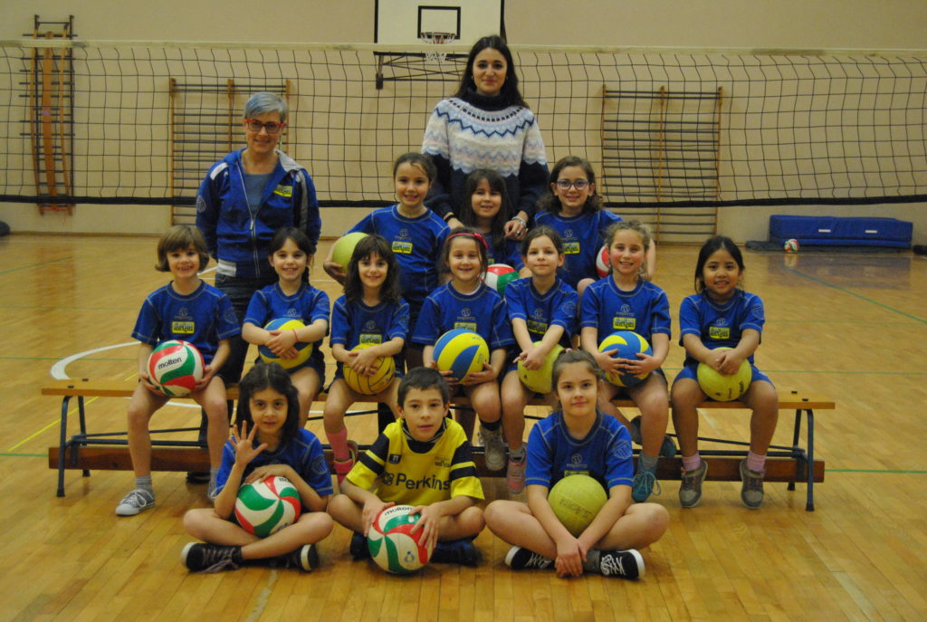 Minivolley BLU