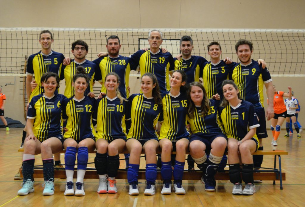 Misto CSI Volley